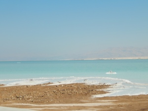 The Dead (Salt) Sea.