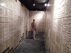 Yad Va Shem - The Cave of Memories.