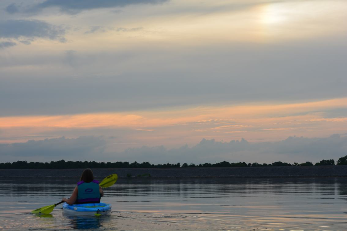 Travel Journal 2018 — Eagle, Kayaks,Food